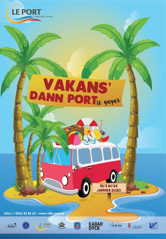 Read more about the article Vakans dann' Port